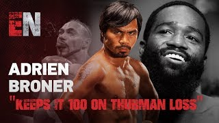 AB Keep It 100 On Manny Pacquiao, Keith Thurman, & Floyd Mayweather EsNews Boxing