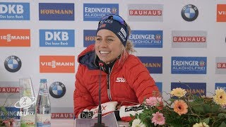 #ANT18 Women's Sprint Press Conference