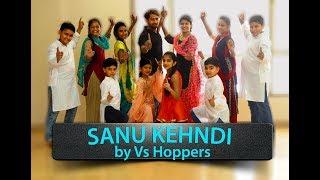 Sanu kehndi dance cover | Choreography - Vipin Jai | Bollywood Movie Song - Kesari