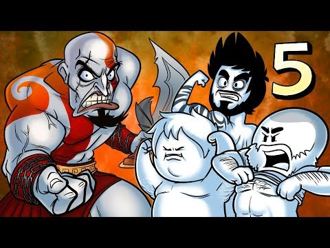 Oney Plays God of War WITH FRIENDS - EP 5 - All American Kratos