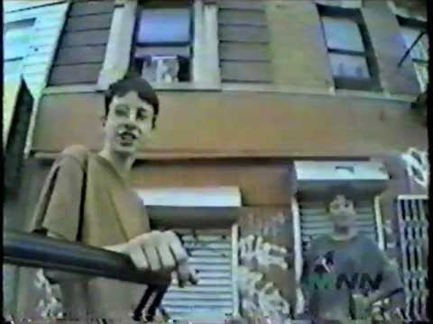 Public Access Cable clips 1990s NYC (MNN)