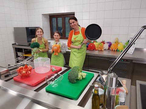 Brokkoli-Lasagne @ Gut Dietlhofen und die Entdeckerküche
