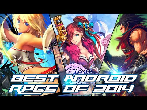 Top 25 Best Free Android RPG Games Of 2014