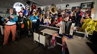 Mucca Pazza: NPR Music Tiny Desk Concert