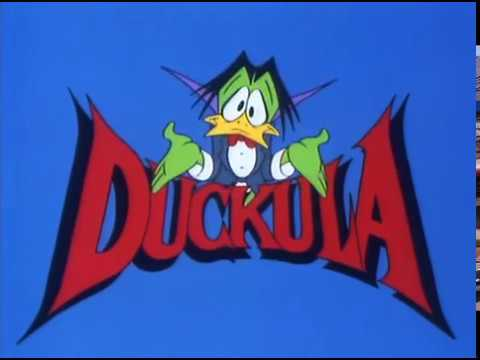 Download Count Duckula - Intro / Outro Theme Song