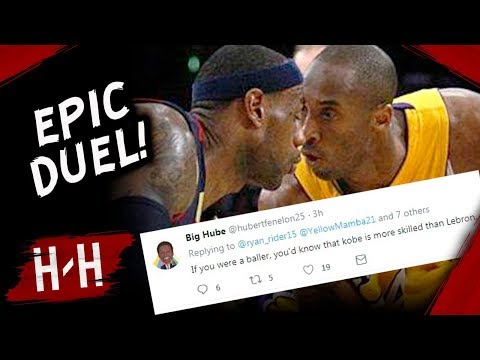 The Game Kobe Bryant Showed LeBron James WHO'S MVP! EPIC Duel Highlights 2009.01.19 - MUST SEE