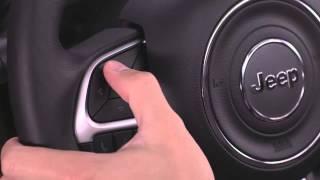 2015 Джип Ренегат | інформаційним дисплеєм водія (did)