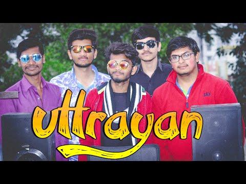 Uttrayan special in 2018 || uttarayan comedy video||Uttarayan celebrat with friend|| Funny Uttarayan