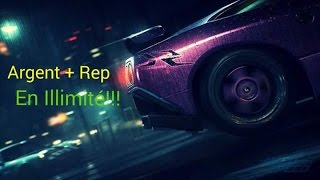 Argent + Rep Illimitée Need For Speed 2015 [Exclusivité]