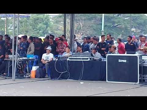 Cek Sound kelas MEWAH PUSPA AGRO SIDOARJO 7-3-2018
