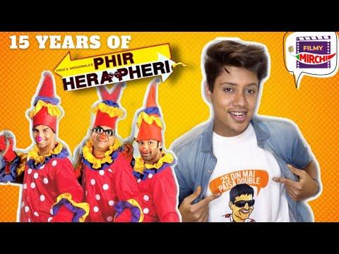 5 reasons why Phir Hera Pheri is the funniest movie ever 😂   15 Years Anniversary   Gaurav
