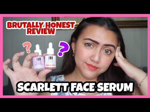 [Review] Scarlett Face Serum   Khansamanda - YouTube