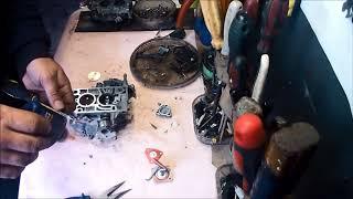 Солекс для ЛУАЗ, Волынь с двигателем ВАЗ 1500 с газом, ч 2.