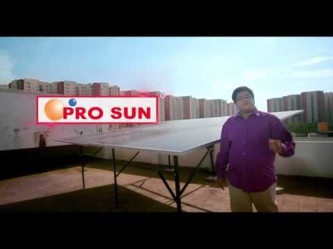 Prosun Energy - Solar Water heater, Solar power Plant & other solar products