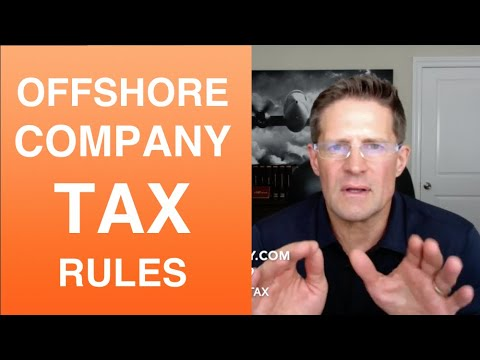 Offshore Company Tax Havens and IRS Rules