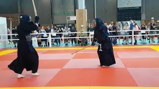 Démonstration de Kendo à la Japan Expo