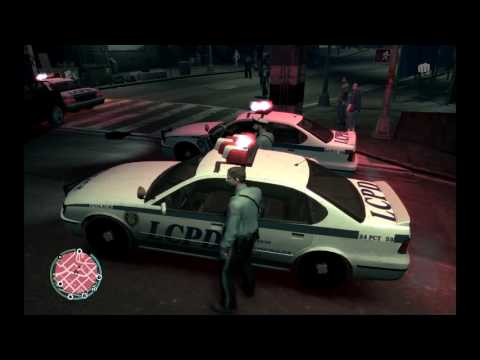 LCPDFR GTA 4 Patrol - Robbery Suspects