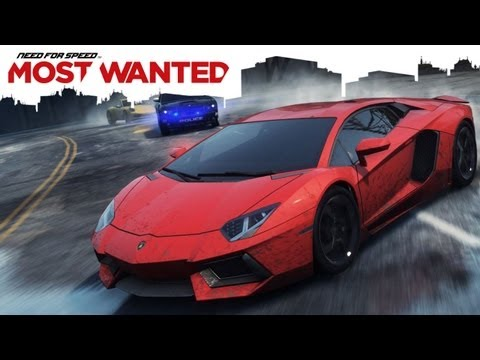 Need For Speed Most Wanted Need For Speed Most Wanted