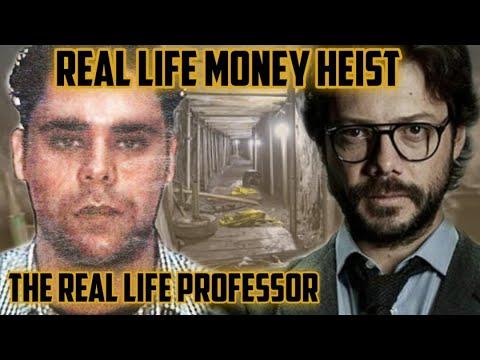 Download Money Heist in Real Life ( True Story of a Bank heist )