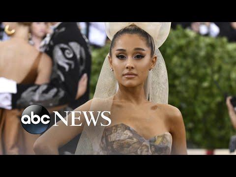 V Gomez - Ariana Grande's New Song Addresses Pete/Mac Miller