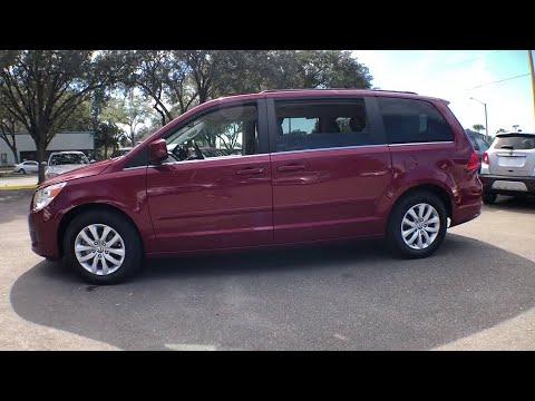 2012 Volkswagen Routan Gainesville, Ocala, Jacksonville, Lake City, Valdosta, GA 393724