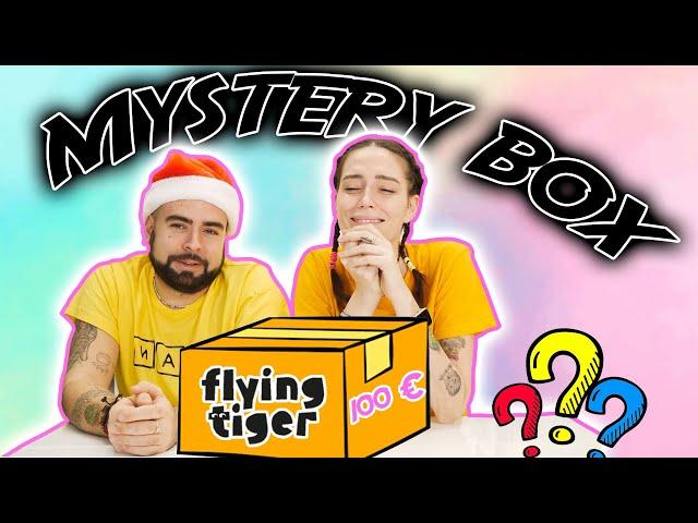 BELLISSIMA!!! 📦 LA MYSTERY BOX di TIGER da 100 euro più BELLA di SEMPRE!!!  😍 😮