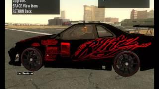 GTA San Andreas B13 NFS Cars