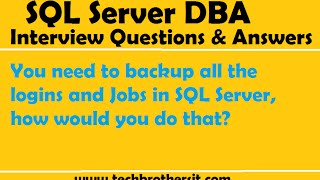 dba questions Dba job interview questions and answers - what is a dba - database administrator (dba) interview questions and answers.