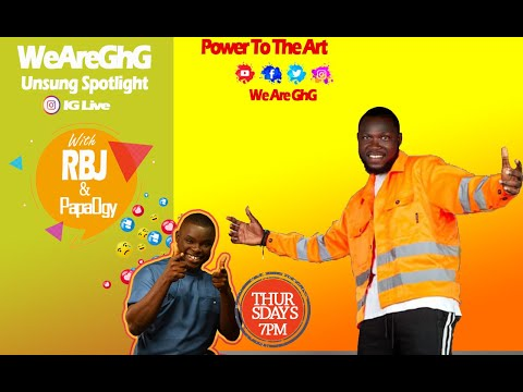 RBJ On GhG Unsung Spotlight With PapaOgy