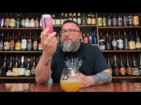 Massive Beer Review 1523 Goodfire Brewing Waves NEIPA