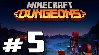 Download lagu [Minecraft Dungeons] Parte #5 -Minas de Redstone- (Xbox Game Pass PC)