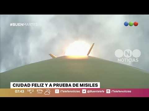 Mar del Plata, la ciudad más segura si Corea del Norte lanza su misil más potente – Buen Telefe