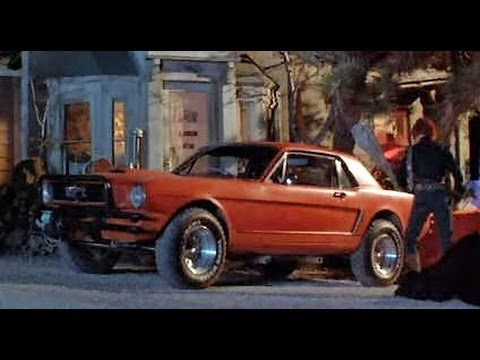 Ford Mustang 65 >> '65 Mustang in Cherry 2000--scene 1 - YouTube