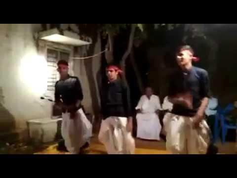 Thalli Godavari Sagi pothunnadi Pyramid Dance composition