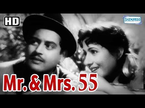 Mr & Mrs 55 {HD} - Guru Dutt - Madhubala - Johnny Walker - Old Hindi Movies - (With Eng Subtitles)