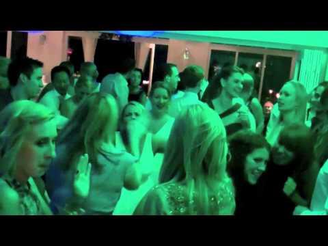 Helen & Simon's Wedding Disco at Fishmore Hall, Ludlow on15/9/12