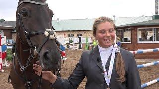 Всегда на коне: в Перми прошли соревнования по конкуру