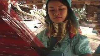 Generasi Terakhir Suku Leher Panjang Padaung