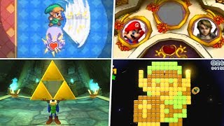 Evolution of The Legend of Zelda References in Nintendo Games (1989 - 2019)