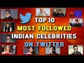 Top 10 Most Followed Indian Celebrities On Twitter (Social Media)  2016