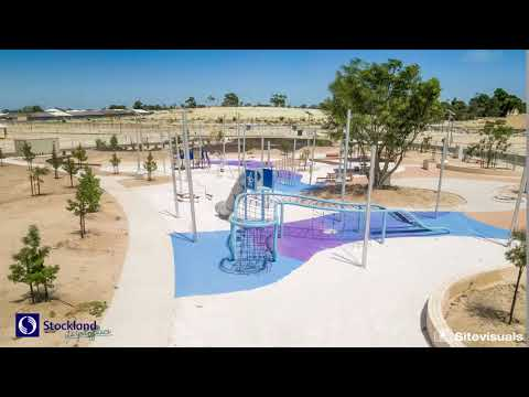 Stockland Calleya Allure North Park Time Lapse Mar 18 - YouTube