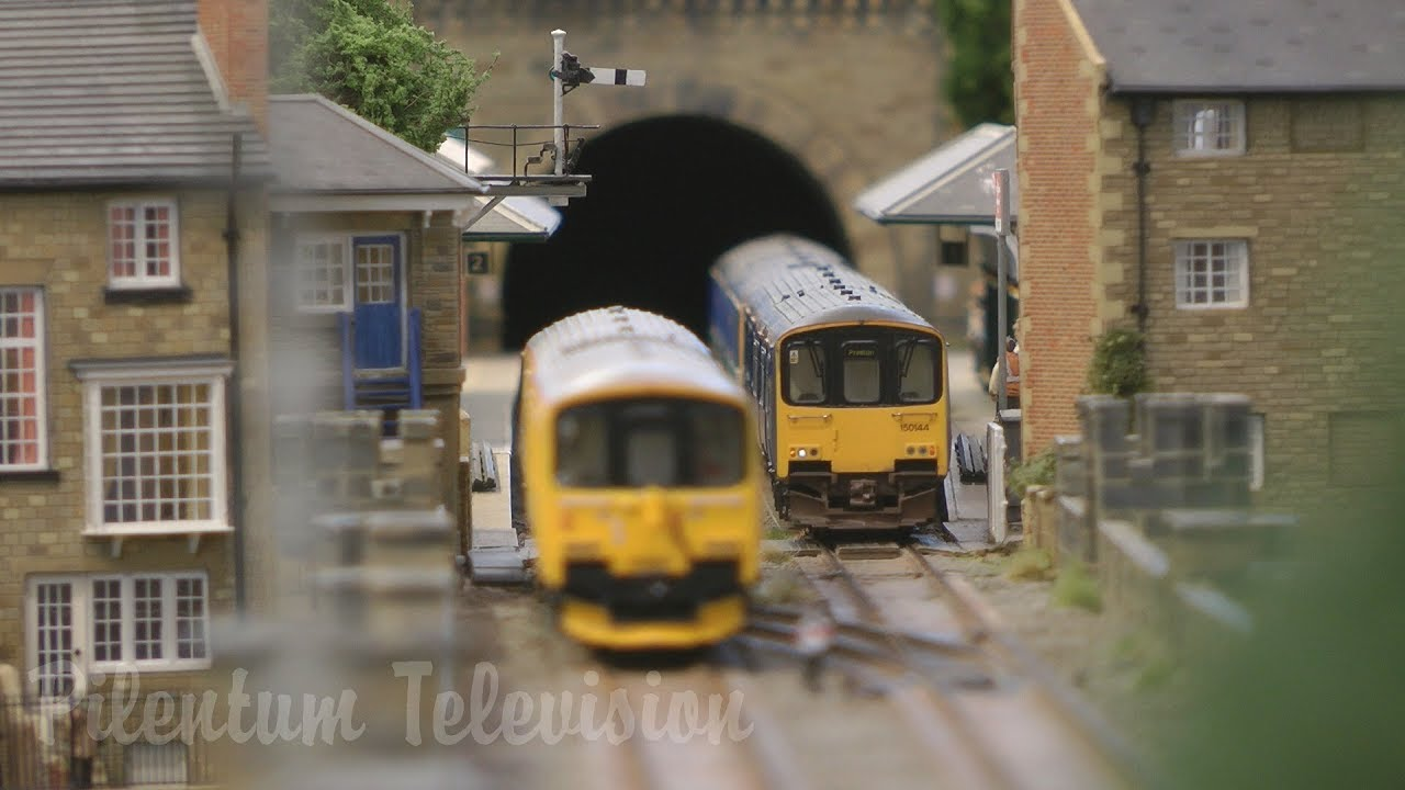 Superb Model Railway Layout in OO Gauge and one of the finest in British  Railway Modelling