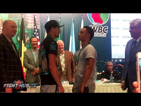 THE ICEMAN RETURNS! VIKTOR POSTOL VS REGIS PROGRAIS FACE OFF IN BAKU!