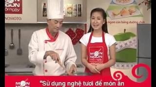 Hướng Dẫn Cách Nấu Ăn Món Nấm Bào Ngư Xào Sả Ớt   Món Ngon Mỗi Ngày