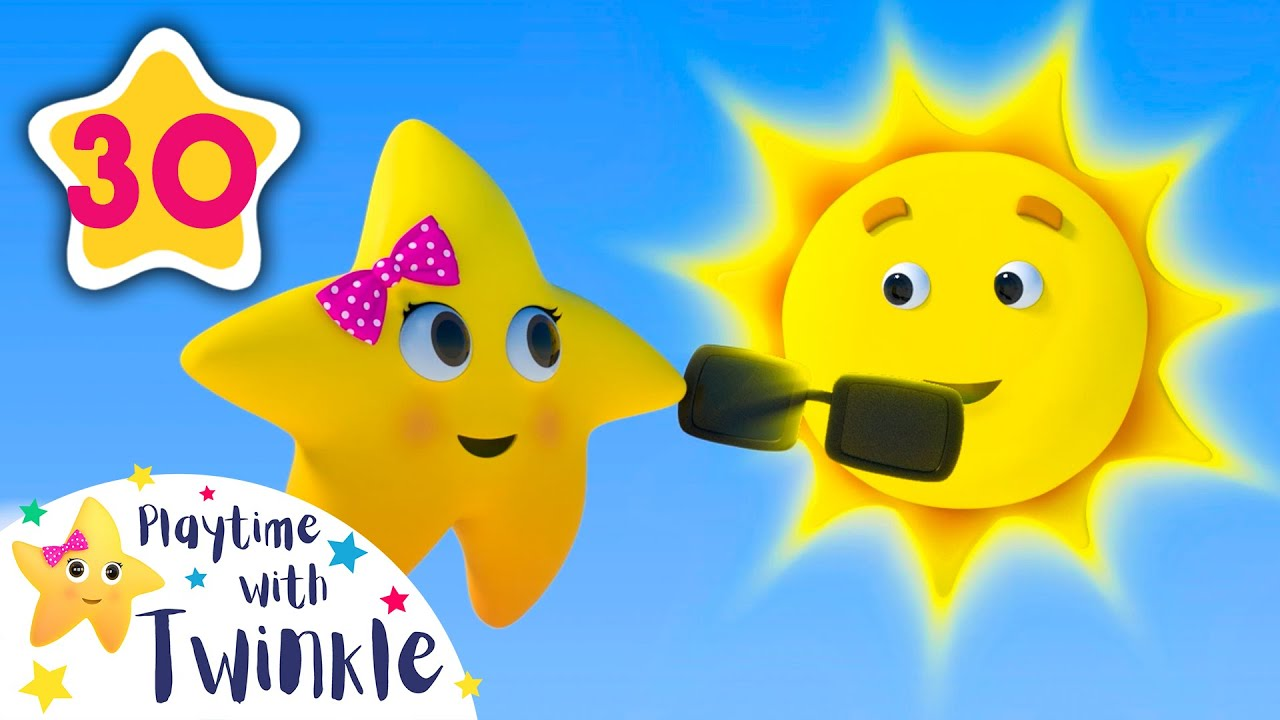 Finger Family Song | Kids Songs & Nursery Rhymes | ABC & 123 | Learn with Twinkle