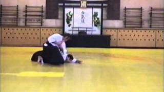 Базовая техника Айкидо 3 кю - 4 часть (Basic techniques of Aikido 3 kyu - Part 4)
