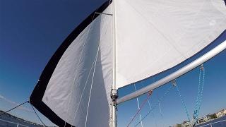 22. First Solo Sail - Sailing Vessel Somnium