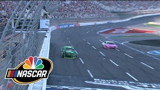 Charlotte Roval's exciting finish: Hear the incredible international calls I NASCAR I NBC Sports