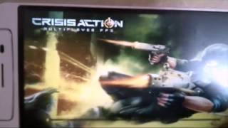 Tutorial Cara Bermain Game Android menggunakan Stick PS 2 | Game Crisis Action