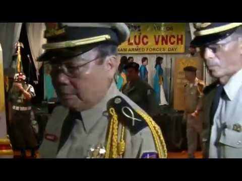 Ngày Quân Lực 19-6-2016 Tại Asia Times Square, Grand Prairie TX 1/3